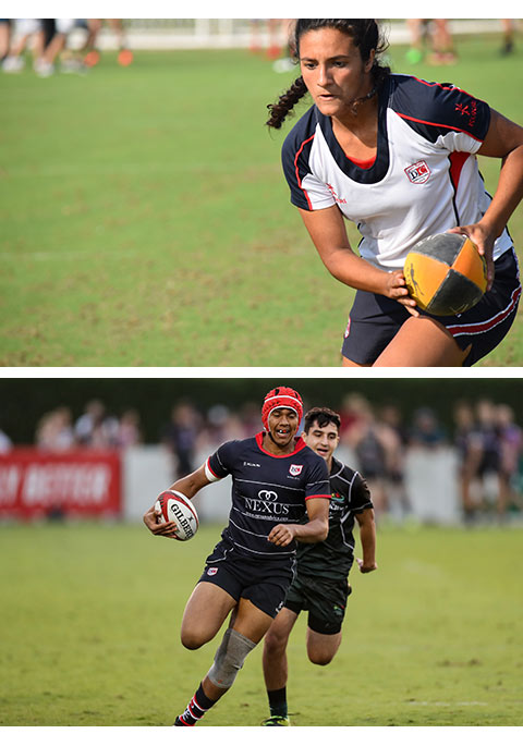 Dubai College Rugby Sevens Competitions